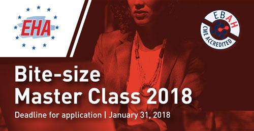 EHA-bite-size-master-class-2018